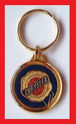 "Porte Clefs Collection "" Chrysler ""  Neuf"