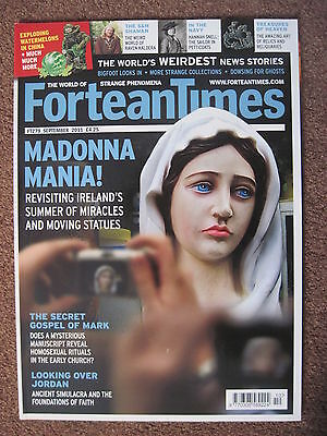 Fortean Times # 279. Mint Condition. 2011