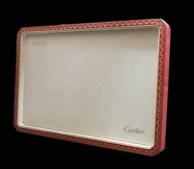 CARTIER Exhibition Tray / Bandeja de Exposición CARTIER - Used Usado