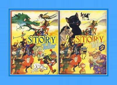 Story Teller Marshall Cavendish Complete Collection MP3 & PDF 4 DVDs Plus Extras
