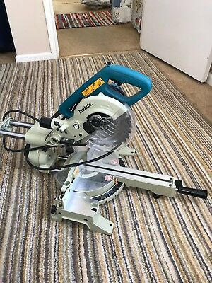 makita compoud sliding mitre chop saw
