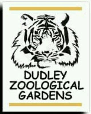 Dudley Zoo voucher Zoological Gardens 2 for 1 valid untill Dec 2018 free postage