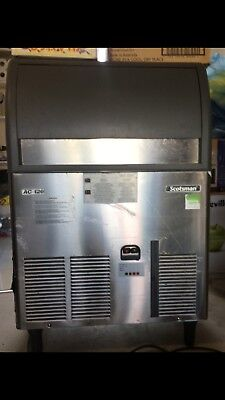 Ice Machine -Scotsman ACS 126-A SELF CONTAINED ICE MAKER