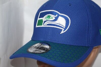 c8c6e99f3d5 SEATTLE SEAHAWKS NEW Era NFL Official Sideline 39thirty