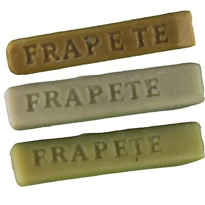 3 Woodturners Wax Sticks - Gloss - Semi Gloss - Low Sheen Super Pack by FraPete