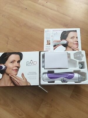 PMD Personal Microderm Kit Microdermabrasion New  RRP £135