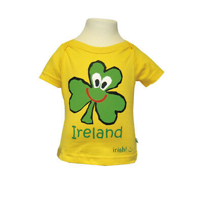 Ireland Shamrock T -Shirt