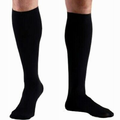Compression Socks Flight Travel Support Stocking Mens Womens Black S M L XL