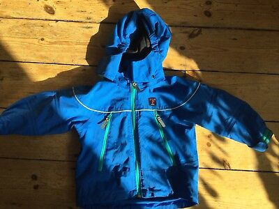polarn o pyret Boys Waterproof Coat Ages 2-3