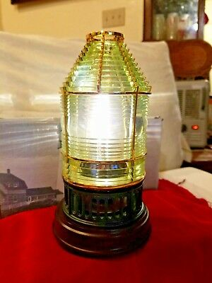 "Harbour Lights 2002 ""fresnel Lens 3Rd Order"" #651 Big Bay"
