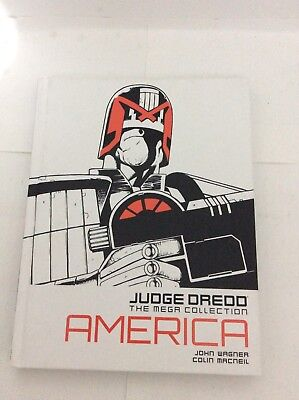 "Judge Dread Mega Collection ""America"" Book"