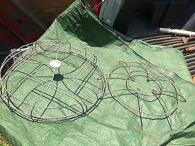 Vintage Emerson Electric Industrial Art Deco FAN CAGE