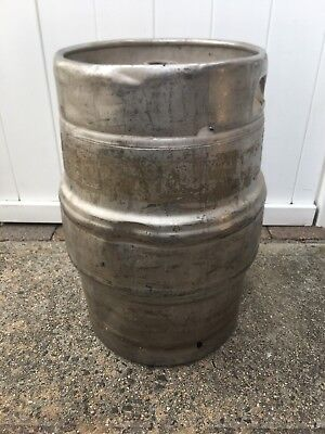 Coors Empty Beer Keg - Full Size - 15.5 Gallon (Half Barrel) FREE SHIPPING USA