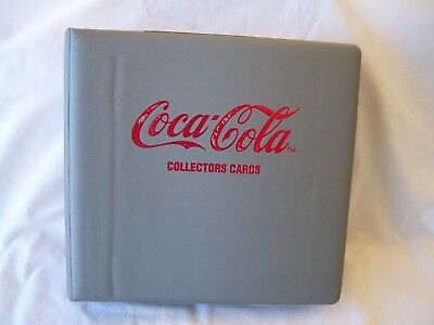 Coca Cola Collectors Cards Series 1, 2, 3, 4, Many Subsets