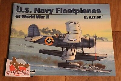 *** Squadron Signal No. 1203 US Navy Floatplanes In Action ***