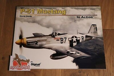 *** Squadron Signal No. 10211 P-51 Mustang In Action ***