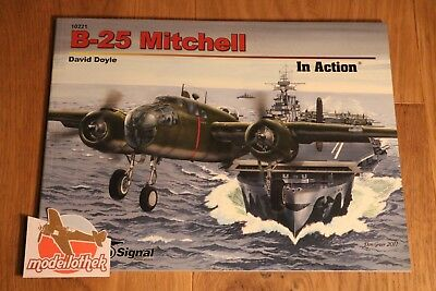 *** Squadron Signal No. 10221 B-25 Mitchell In Action ***