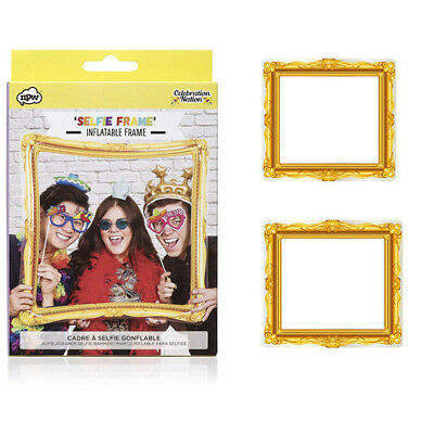 INFLATABLE PHOTO Frame - Giant Photo Booth Props Selfie Gift Blow Up ...