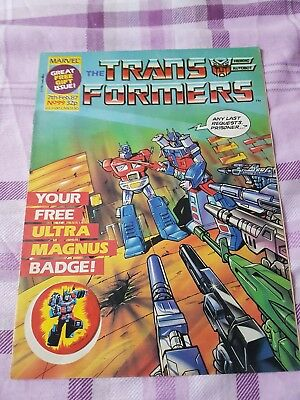 Marvel UK - The Transformers - Comic - No.99 - 7th Feb. 1987