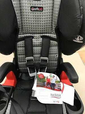 Britax Pinnacle ClickTight G1.1 Harness-2-Booster Car Seat, Venti