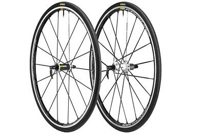Mavic Ksyrium SLS Wheels Shimano/SRAM 9/10/11 speed freehub