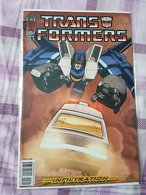 The Transformers Issue 2 The reign of Starscream