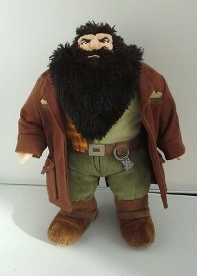 harry potter rubens hagrid plush toy.