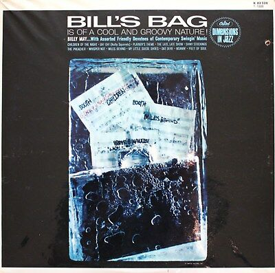 Billy May – Billy`s Bag – Usa – 1963 - Ex!!!
