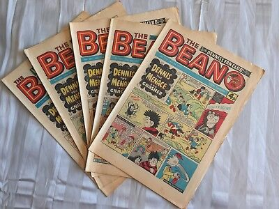 The Beano, 1977, 30 Issues