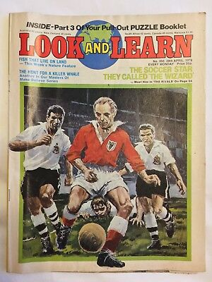 Look And Learn Comics, 2 Issues from 1978