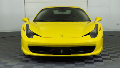2015 Ferrari 458 2dr Coupe Low Miles, Fresh Trade, Stunning Car, Shields, LED Wheel, Contrast Stitch, MORE!
