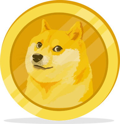2000 Dogecoin for £25 Doge coins Cryptocurrency