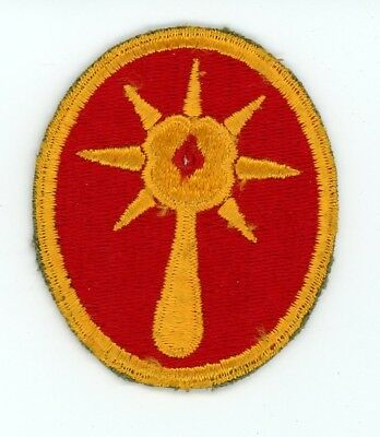 WW2 US Army 108th Phantom Division patch SSI