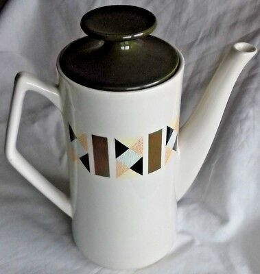 Beswick coffee pot. 1958,