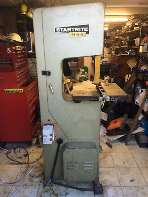 Startrite Bandsaw 14-S-5 Single Phase 230V 240V