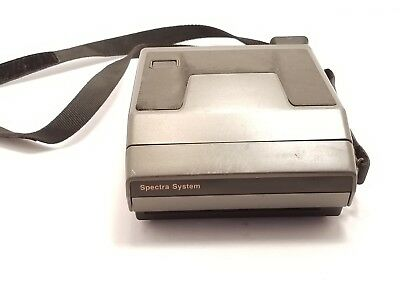 POLAROID SPECTRA SYSTEM CAMERA untested