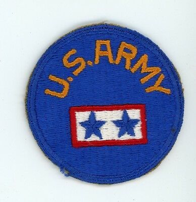 WW2 US Home Front Two Star Son in Service patch SSI