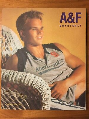 A&F Quarterly spring 2003 Issue#23 Abercrombie & Fitch Catalog
