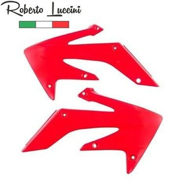 Honda Kühlerspoiler CRF 250; 2004-2013 radiator scoops Acerbis Made in Italy