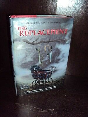 The Replacement by Brenna Yovanoff Hardcover First Edition 1st/1st