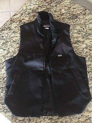 Widder 12 volt electric heated vest black size 44 with cord