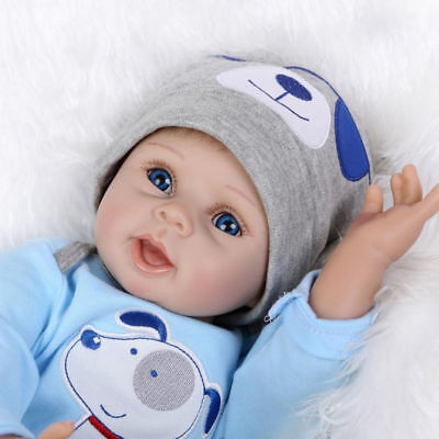 BRAND NEW 55cm Silicon Baby Boy Doll - So real.....