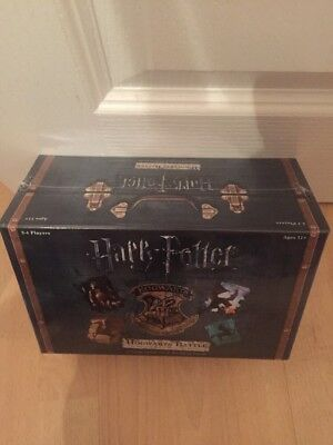 Harry Potter Hogwarts Battle Cooperative Deck Building Game Box New/ Sealed.