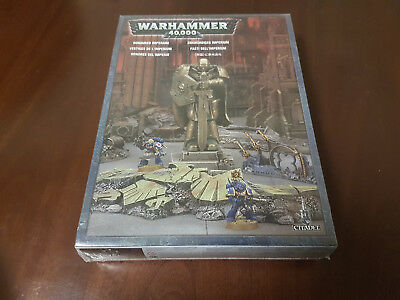 Honoured Imperium, Warhammer 40,000 terrain piece, Games Workhsop