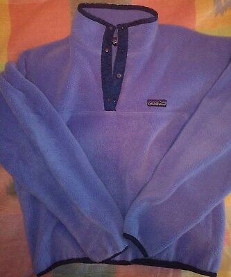 Patagonia Fleece Pullover Snap T
