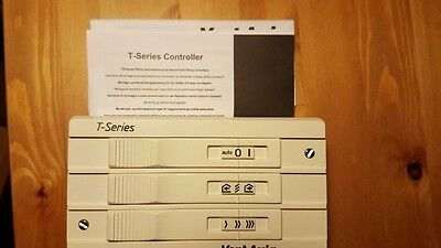Vent Axia T-Series Controller. Ref. W361119