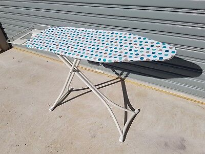 Used hand full of times  Ironing Board very good condition