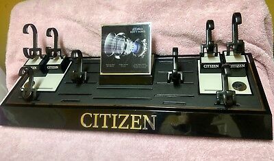 Citizen Eco-Drive  Retail Store Display Watch Stand