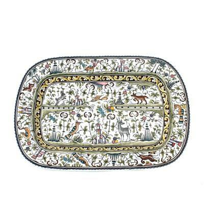 Williams Sonoma Provence Hand Painted Serving Platter