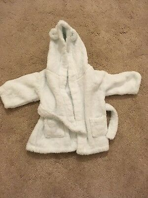 0-6m White Company Dressing Gown